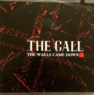 "Call (The) - The Walls Come Down (12"") (VG/G)"